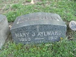 Mary J <i>Murphy</i> Aylward