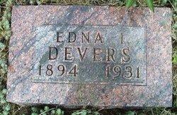 Edna Ida <i>Snead</i> Devers