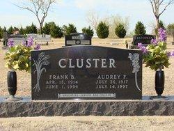 Audrey Fern <i>Whitaker</i> Cluster