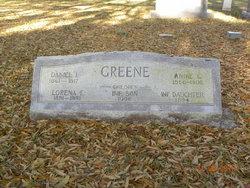 Daniel Isaac Greene