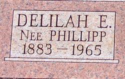 Delilah E <i>Phillip</i> Armistead