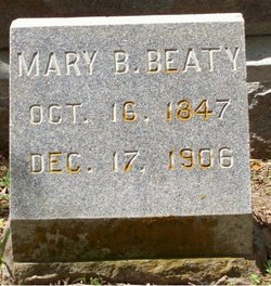 Mary Brownie <i>Cobb</i> Beaty