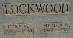 Cora <i>Mapes</i> Lockwood