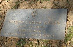 Joseph Lamar Greer