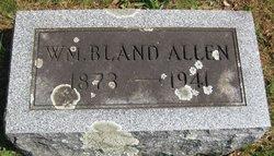 William Bland Allen, Sr