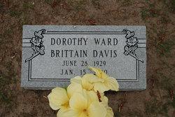 Dorothy <i>Ward</i> Davis