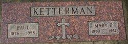 Mary E Ketterman