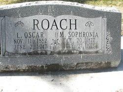 Lewis Oscar Roach