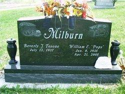 William E. <i>Pops</i> Milburn