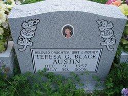 Teresa Gayle <i>Black</i> Austin