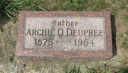 Archie O. Deupree
