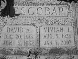 David Anthony Escobar