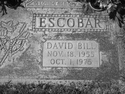 David Bill Escobar