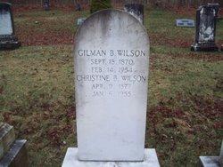 Christine Bock-Wilson