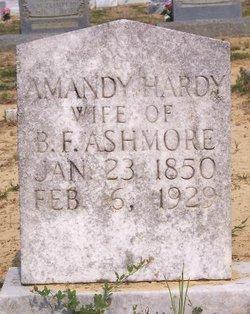 Amandy <i>Hardy</i> Ashmore