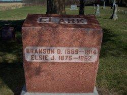 Elsie J Clark