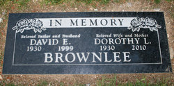 David Eugene Brownlee