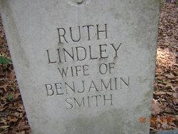 Ruth <i>Lindley</i> Smith