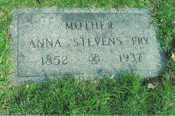 Anna Stevens Fry