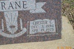 Chester Cleon Crane