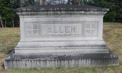 Alice F. <i>Moore</i> Allen