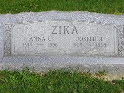 Anna C <i>Evans</i> Zika