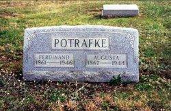 Augusta Caroline <i>Lange</i> Potrafke