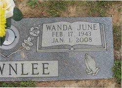 Wanda June <i>Warren</i> Brownlee