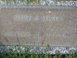 Janet A Studds