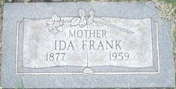 Ida Louise <i>Jones</i> Frank