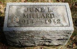 June Millard