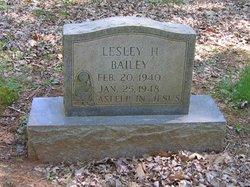 Lesley H. Bailey