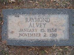 Raymond Alvey
