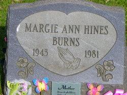 Margie Ann <i>Hines</i> Burns