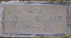 Lillie Belle <i>Gerrard</i> Geiger