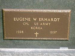 Eugene W Erhardt