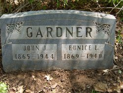 Eunice L. <i>Bell</i> Gardner