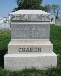 Annie M. Cramer