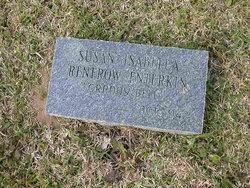 Susan Isabella Granny Bell <i>Renfrow</i> Enterkin