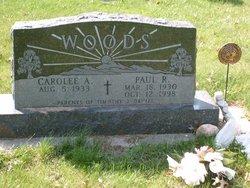 Paul R Woods
