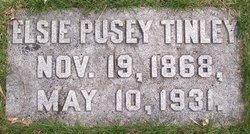 Elsie <i>Pusey</i> Tinley