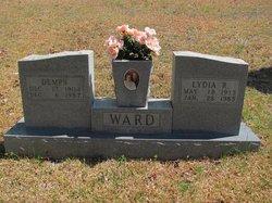 Lydia R Ward