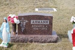 Kenneth Alfred Ahmann