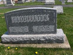 Mary E. <i>Golden</i> Clodfelter