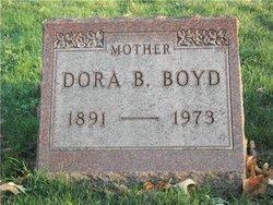 Dora Belle <i>Karnes</i> Boyd
