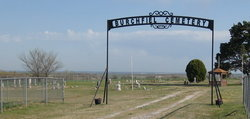 Burchfiel Cemetery (Anthony)
