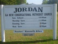 Jordan Church Cemetery