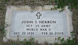 John S. Herron