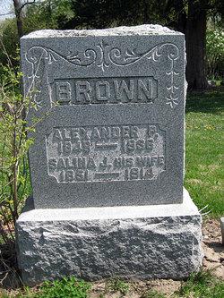 Alexander Patterson Alec Brown