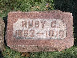 Ruby C. Brown